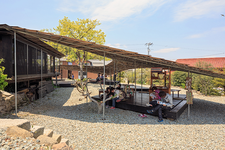 #022 Shima Kitchen Library