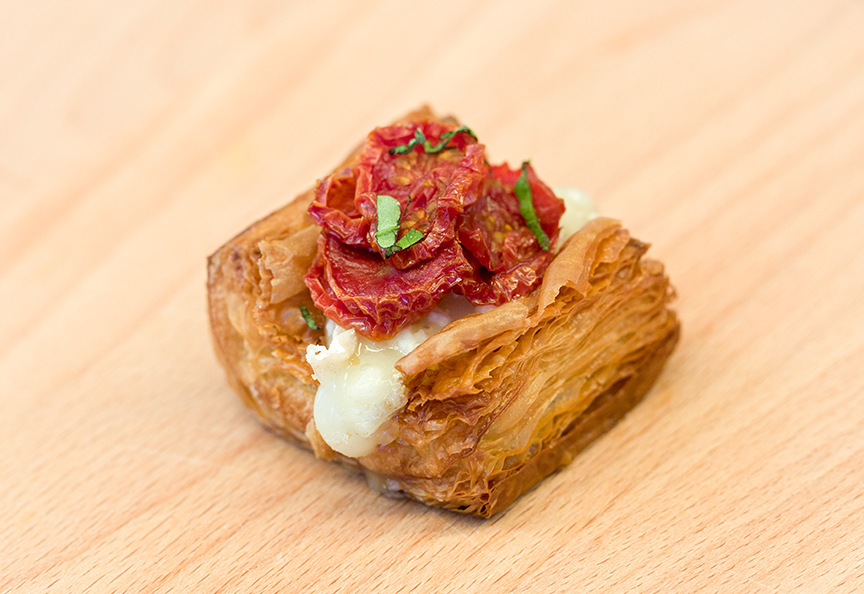 Special of the Day - Tomato Danish - at Po's Atelier, Hong Kong