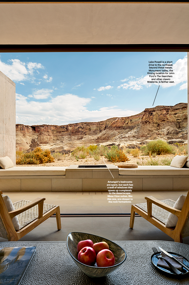 November issue Conde Nast Traveler