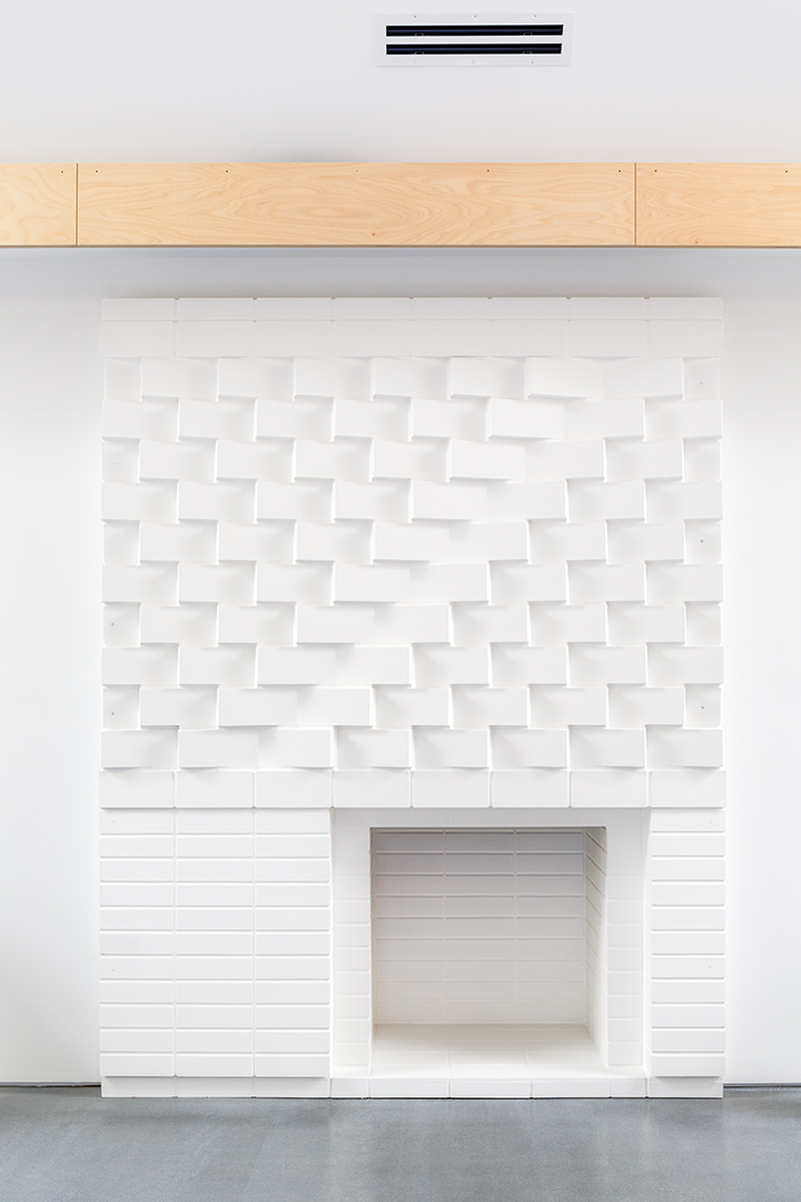 Fireplace - Josef Albers Adam Friedberg Photography